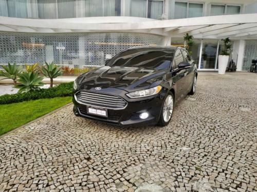 Chofer das Noivas - Ford Fusion